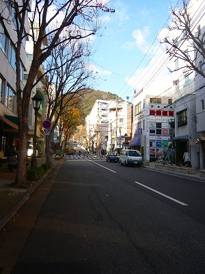 """笑い収めかな?  神戸カフェ""""トリトン""""_e0098508_11264420.jpg"""