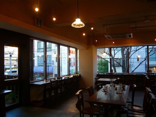 """笑い収めかな?  神戸カフェ""""トリトン""""_e0098508_11311716.jpg"""