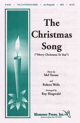 The Christmas Song その1 by the King Cole Trio_f0147840_2223468.jpg