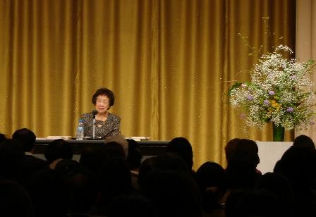 松谷みよ子さん講演会 たくさんのご参加ありがとうございました!!_e0114963_13431543.jpg
