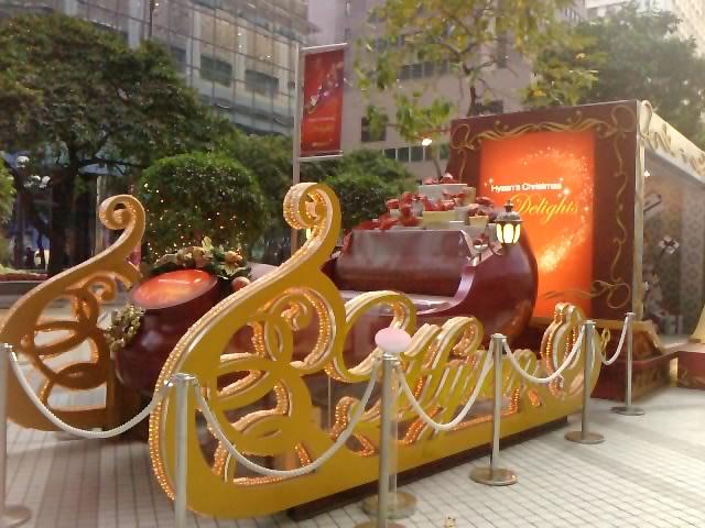 クリスマスイルミネーション 11_e0155771_18533061.jpg