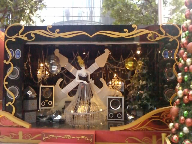 クリスマスイルミネーション 11_e0155771_19225100.jpg