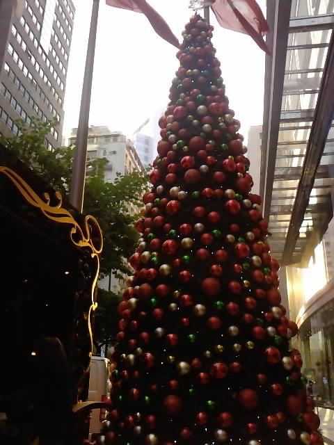 クリスマスイルミネーション 11_e0155771_1961267.jpg