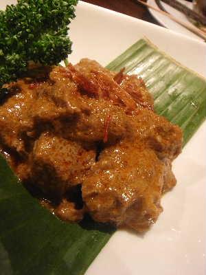 インドネシア料理「ワヤンバリ」 @六本木一丁目_f0141419_5124556.jpg