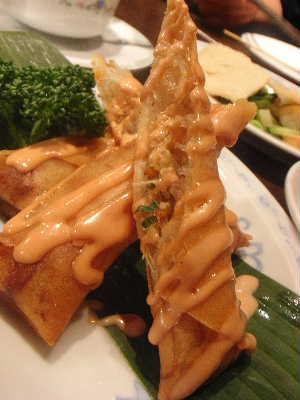インドネシア料理「ワヤンバリ」 @六本木一丁目_f0141419_585720.jpg