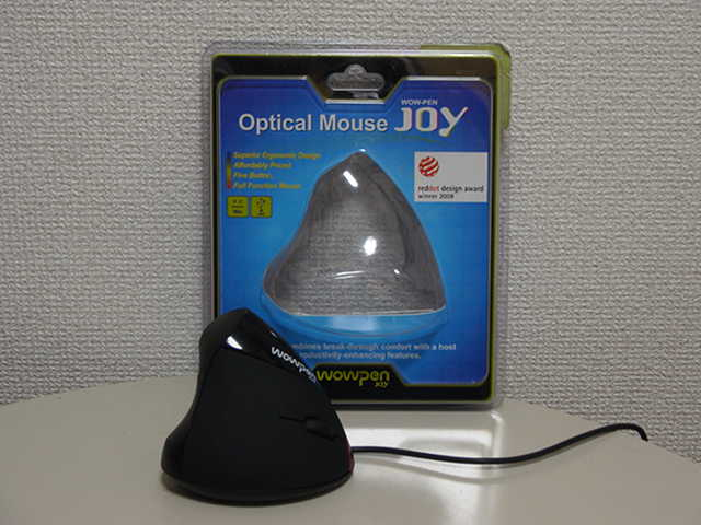 【レビュー】Wow Technology Inc. WowPen JOY Pen Mouse_c0004568_1863015.jpg