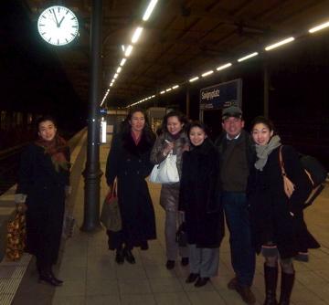CorelliKammerorchsterBerlin恒例のクリスマスコンサート@SchlossBritz_c0180686_129332.jpg