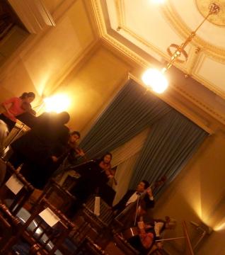 CorelliKammerorchsterBerlin恒例のクリスマスコンサート@SchlossBritz_c0180686_185565.jpg