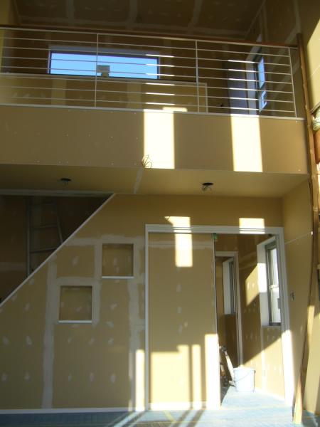内装工事の最中デス_c0184295_16594644.jpg