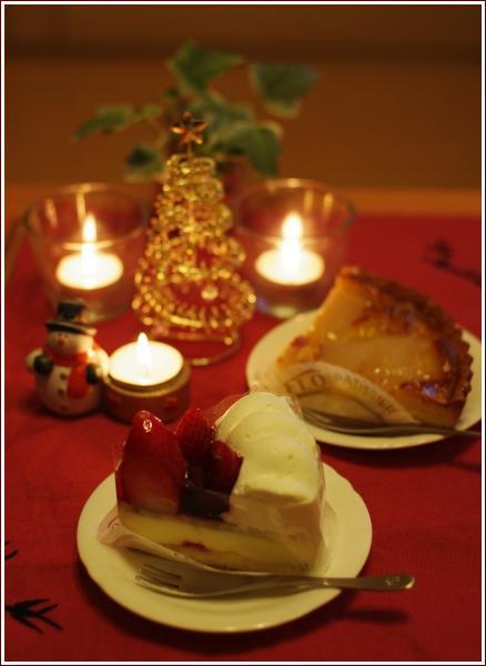 Cake で Merry Christmas!_f0179404_225225100.jpg