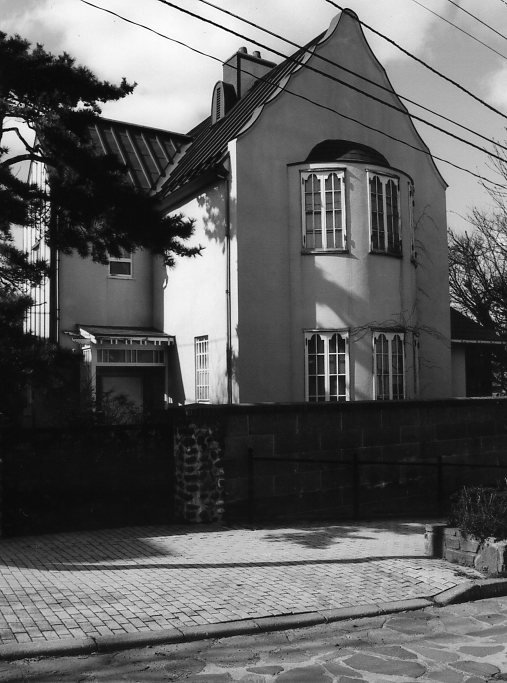 函館・旧亀井喜一郎邸(建築家・関根要太郎作品研究)その5・前編_f0142606_11123196.jpg