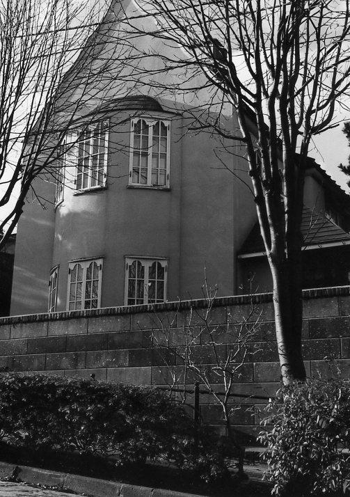 函館・旧亀井喜一郎邸(建築家・関根要太郎作品研究)その5・前編_f0142606_11161662.jpg
