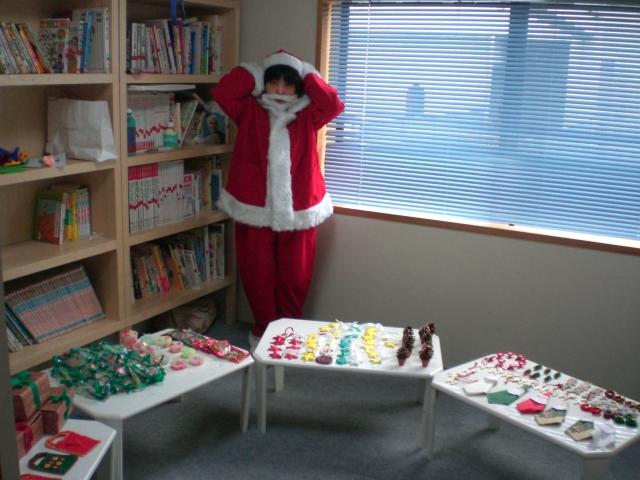 ☆クリスマス会☆♪_e0131910_7452195.jpg