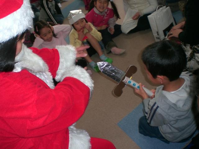 ☆クリスマス会☆♪_e0131910_7524187.jpg