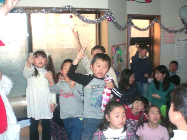 ☆クリスマス会☆♪_e0131910_842346.jpg