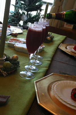 料理教室―クリスマスメニュー(いわしのグラタンなど)_f0141419_6383051.jpg