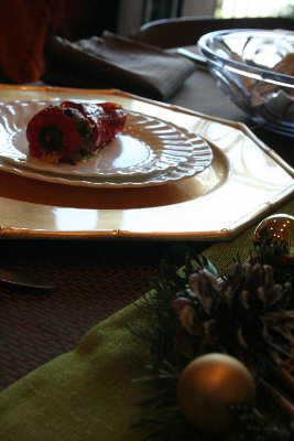 料理教室―クリスマスメニュー(いわしのグラタンなど)_f0141419_6395240.jpg