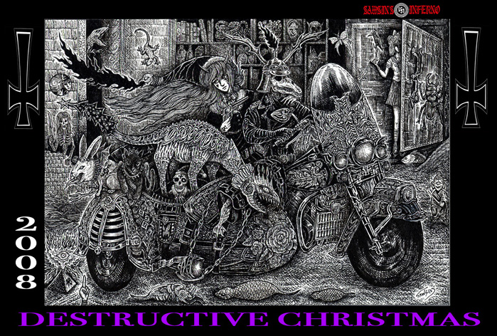 DESTRUCTIVE CHRISTMAS 2008_a0093332_22421853.jpg