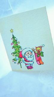 小鳥のいるクリスマス_c0157242_9184340.jpg