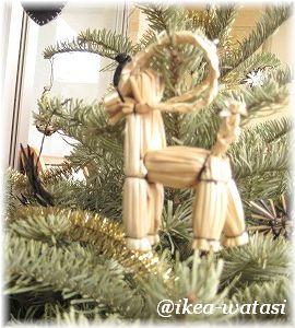 1ヶ月頑張ってくれた☆IKEAのクリスマスツリー_c0180949_914180.jpg