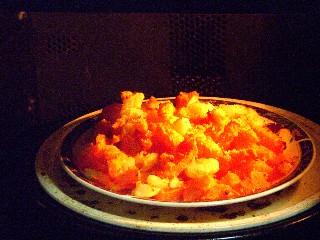 今日の夕飯はチキンオーブン焼き_e0166355_18124119.jpg