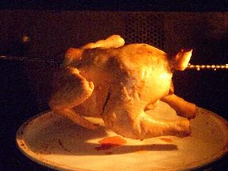 今日の夕飯はチキンオーブン焼き_e0166355_1813349.jpg