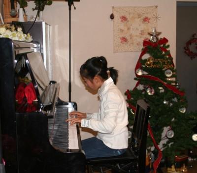 ★クリスマス ピアノ発表会★_d0082356_9211078.jpg