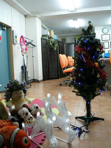 メリークリスマス!_d0061857_18522816.jpg