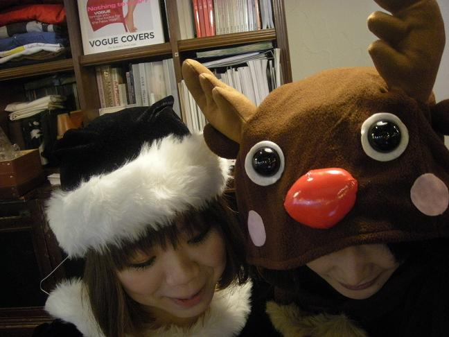 カサノヴァより メリーメリークリスマス便_a0108963_17471210.jpg