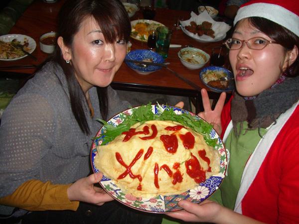 メリークリスマス♪_a0080406_194376.jpg