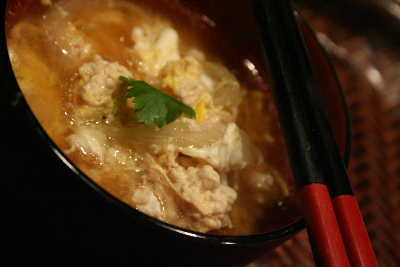 親子丼スープ_f0141419_6441924.jpg
