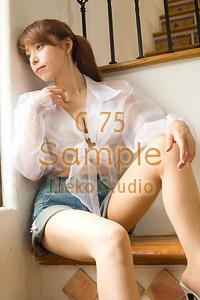 冬コミ75 新作 コスプレ ROM写真集 サンプルをアップしました☆_b0073141_1857685.jpg
