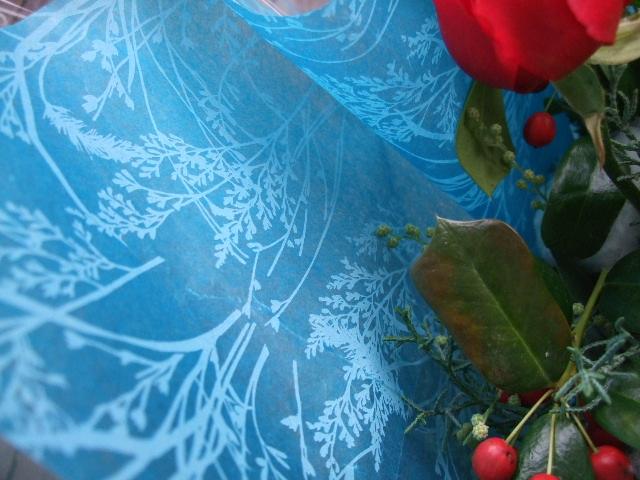 オークリーフ(クリスマスの贈り物)_f0049672_1485983.jpg
