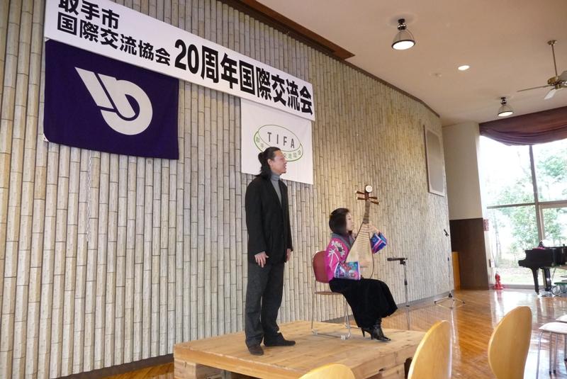 中国青年艺术家锺皓贡献于中日交流_d0027795_11425522.jpg