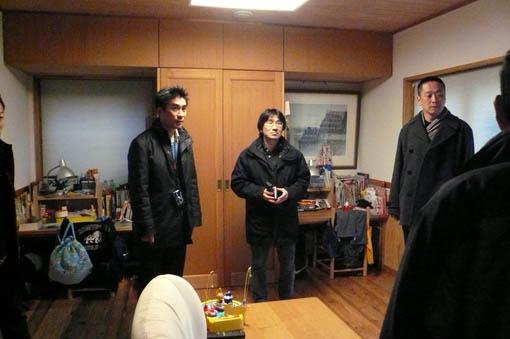 三浦秀一先生、竹内昌義先生_e0054299_18492952.jpg