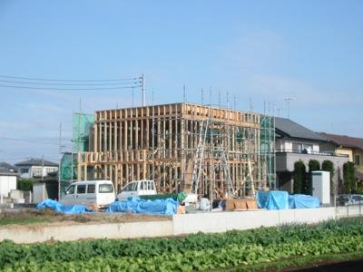 081224屋根・バルコニー防水・外壁下地工事_f0138807_391973.jpg