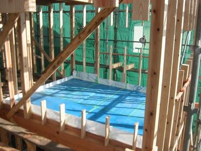 081224屋根・バルコニー防水・外壁下地工事_f0138807_393637.jpg