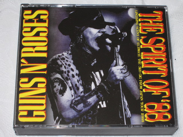 GUNS N\' ROSES / THE SPIRIT OF \'88_b0042308_23542548.jpg