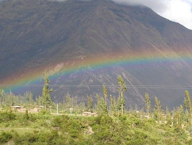 ペルー神秘の旅 ④ <虹に囲まれて>_f0095325_10381485.jpg