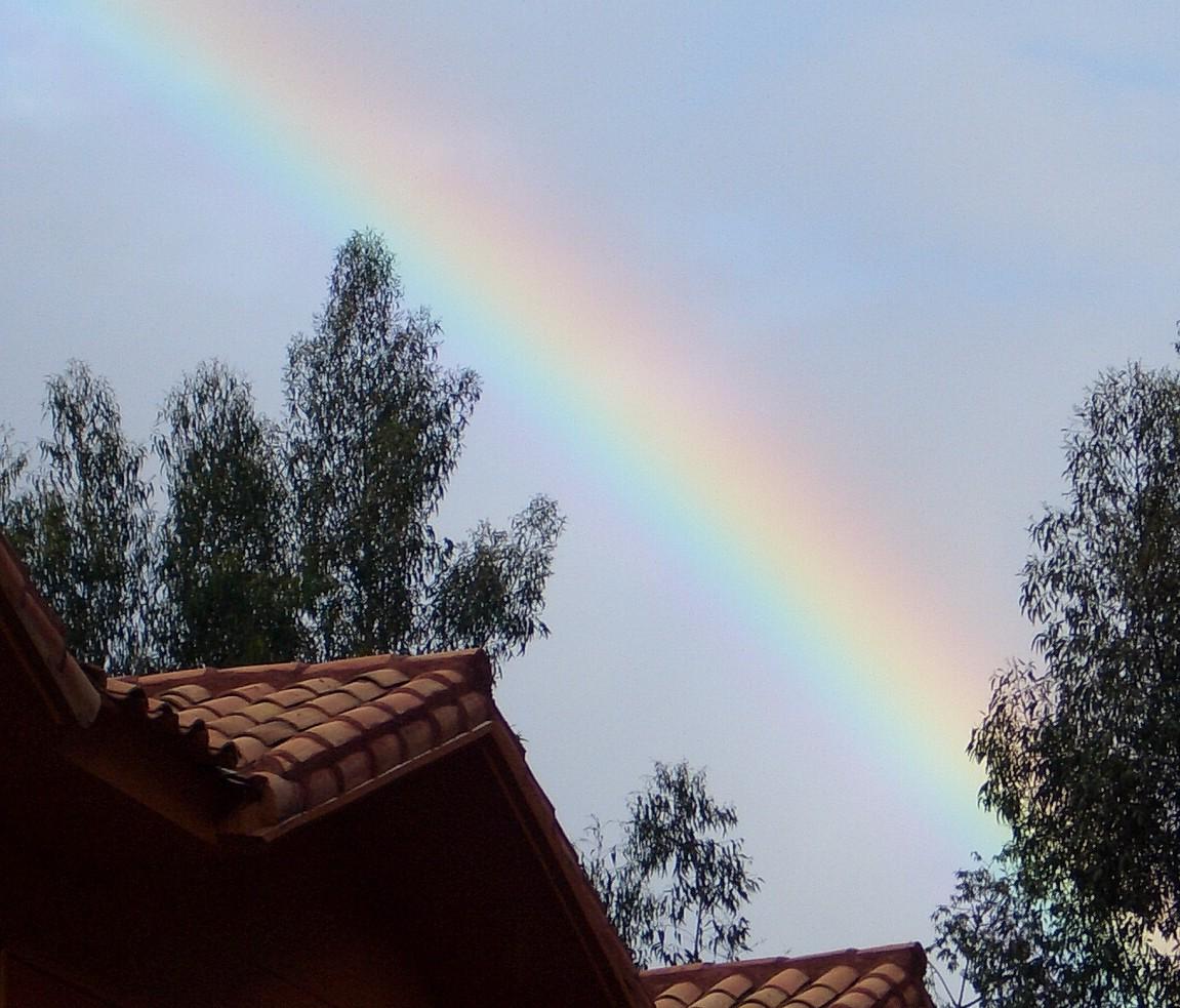 ペルー神秘の旅 ④ <虹に囲まれて>_f0095325_10402480.jpg