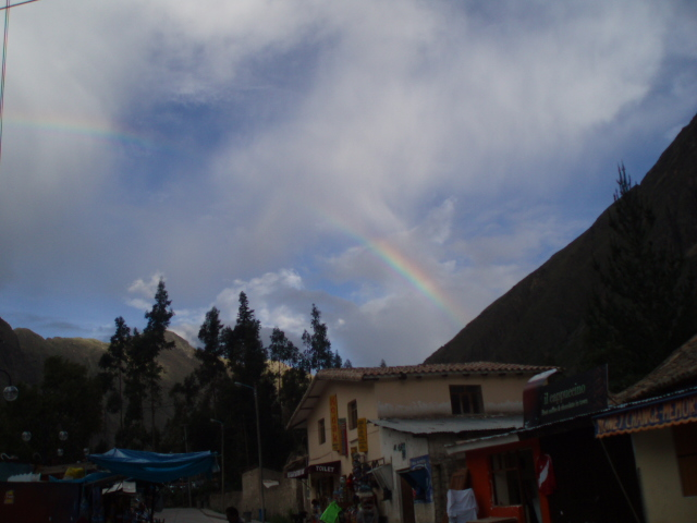 ペルー神秘の旅 ④ <虹に囲まれて>_f0095325_1042948.jpg