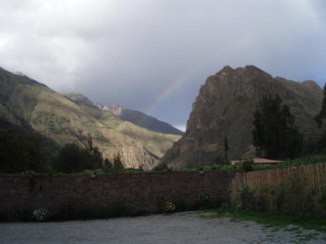 ペルー神秘の旅 ④ <虹に囲まれて>_f0095325_1142979.jpg