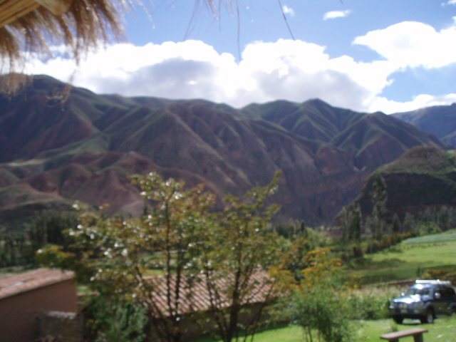 ペルー神秘の旅 ②_f0095325_6274449.jpg
