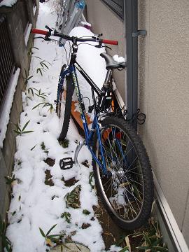 雪の中の愛車_b0074601_16204471.jpg