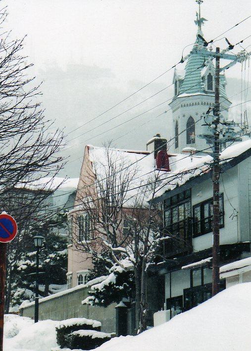 函館・旧亀井喜一郎邸(建築家・関根要太郎作品研究)その6_f0142606_7151535.jpg