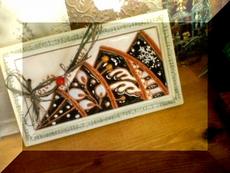 <スペインタイル・クリスマス>プチサンタ _f0149716_023523.jpg