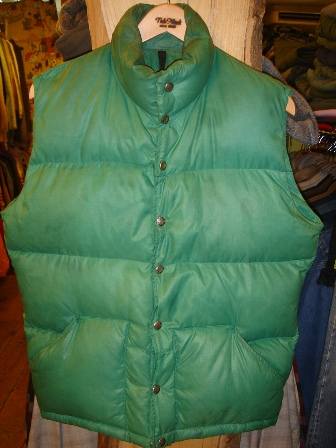 THE NORTH FACE DOWN VEST_c0146178_15495661.jpg