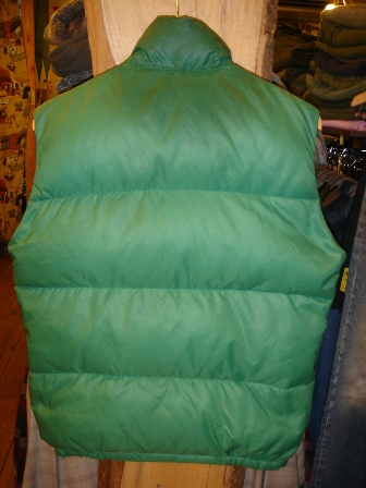 THE NORTH FACE DOWN VEST_c0146178_15504935.jpg