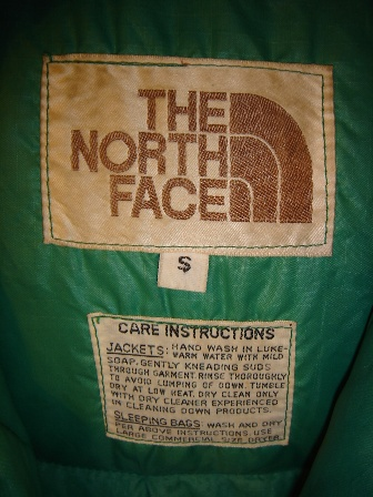 THE NORTH FACE DOWN VEST_c0146178_15535590.jpg