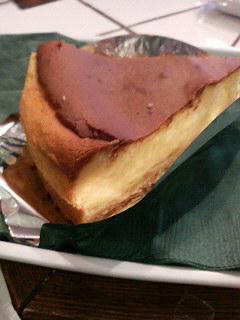 新チーズケーキ!_a0075684_23243446.jpg